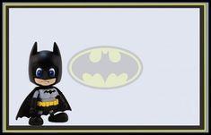 Batman: Free Printable Labels Free Party Printable and Box. - Batman Printables - Ideas of Batman Printables - Batman: Free Printable Labels Free Party Printable and Box. Fiesta Batman Lego, Lego Batman Party, Batman Birthday, Templates Printable Free, Printable Labels, Party Printables, Labels Free, Baby Superhero, Baby Batman