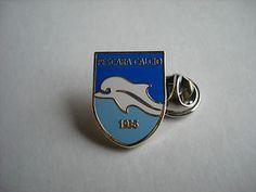 PESCARA CALCIO Pins Badge, Football, Club, Accessories, Italy, Futbol, American Football, Soccer Ball, Soccer