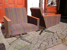 Retro kreslo , chair , vintage , 70' - 80' Furniture Design, Retro, Chair, Vintage, Home Decor, Homemade Home Decor, Rustic, Vintage Comics, Interior Design