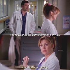 Greys Anatomy Episodes, Greys Anatomy Funny, Greys Anatomy Characters, Grays Anatomy Tv, Grey Anatomy Quotes, Meredith And Derek, Grey Quotes, Dance It Out, Youre My Person