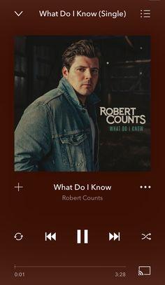 Country Playlist, I Know, Music, Musica, Musik, Muziek, Music Activities, Songs