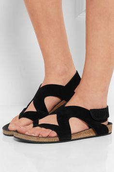792800d87e49 Pedro Garcia - Abana suede sandals