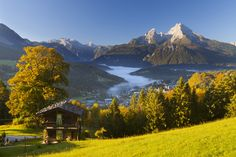 Herbstwanderungen im Berchtesgadener Land