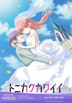 le Dojo Manga - Toutes l'actualités les articles et dossiers du site Tv Anime, Manga Anime, Anime Art, Best Anime Couples, Otaku, Film D'animation, Kirito, Over The Moon, Girl Falling