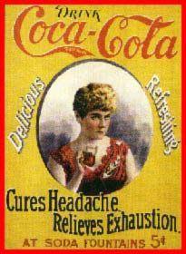 Coca-Cola History 1896
