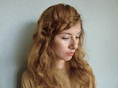 http://blogs.babble.com/family-style/2011/10/30/effortless-hair-8-easy-tutorials/ http://www.sheletsherhairdown.com/2011/08/tutorial-braid-bangs.html