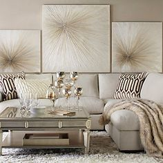 42 favorite cozy living room decor ideas to copy 12 Glam Living Room, Living Room Decor Cozy, Living Room Furniture, Furniture Makers, Furniture Companies, Handmade Furniture, Modern Furniture, Elegant Home Decor, Cheap Home Decor