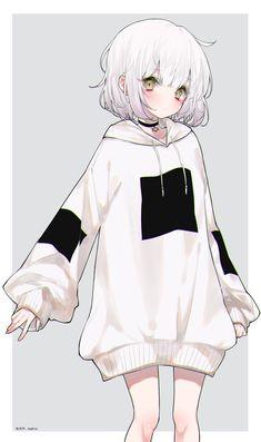 ideas art girl kawaii anime characters for 2019 Chica Anime Manga, Art Anime, Anime Art Girl, Anime Chibi, Anime Girls, Anime Girl Drawings, Anime Girl Cute, Kawaii Anime Girl, Anime Love
