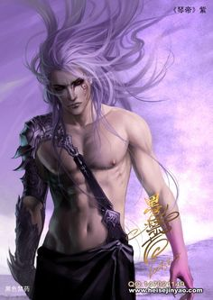 Zander with his new hair color RP by splashtablet.com