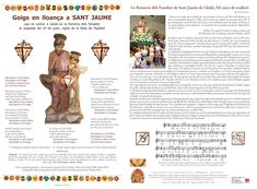 Goigs nº 261 - Sant Jaume dels Fanalets - Lleida - 2018