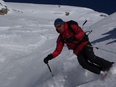 Martin Kopfsguter, ski- and mountain-guide: Themen