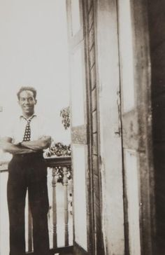 Langston Hughes :: Haiti :: 1931
