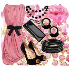 Pink n Black!