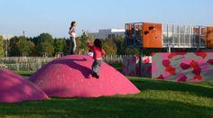 www.baseland.fr, le site officiel de la BASE, paysagistes dplg - Troyes : Park des Prés de Lyon
