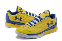 Under Armour Curry One Low - Yellow