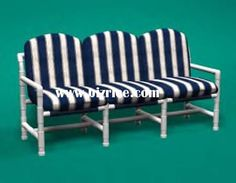 PVC Pipe Patio Furniture
