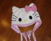 1000 images about tricot enfant fille on pinterest - Decoration hello kitty pour chambre bebe ...