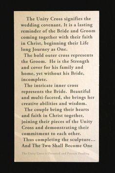Wedding Braided Cross W Rope