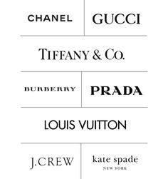 0578a0d8c78 high end logo - Google Search Fashion Logo Design, Fashion Brand Logos,  Fashion Branding