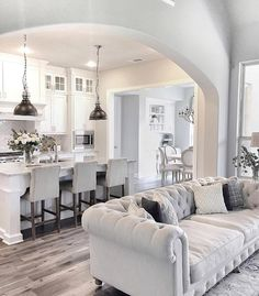 """55k Likes, 269 Comments - Interior Design & Home Decor (@inspire_me_home_decor) on Instagram: """"Erin from @mytexashouse has such an inviting home! """""""