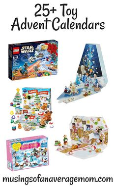 More than 25 toy Christmas advent calendars for 2017 Toy Advent Calendar, Advent Calendars, Holiday Activities, Holiday Crafts, Minion Characters, Minion Movie, The Ultimate Gift, Groundhog Day, April Fools Day