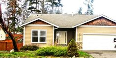 Charming 1660 Sq. Ft. Home in Freeland Wa