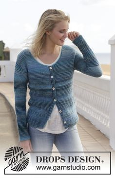 Knitting Patterns Galore - Seascapes