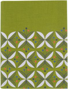 inspired pattern, leaves have been interlocked to create flower like forms, with capped lines being an ever present part of textile design Motifs Textiles, Textile Patterns, Textile Design, Color Patterns, Print Patterns, Design Art, Design Ideas, Retro Pattern, Pattern Art