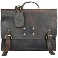 O My Bag Dirty Harry Eco-Dark Brown