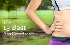 The 13 Best Abs Exercises
