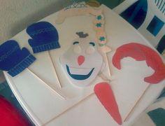 decoração de festa infantil frozen papel para imprimir - Pesquisa Google