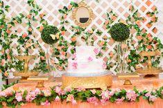 Rose Garden Birthday Party Ideas | Photo 1 of 23