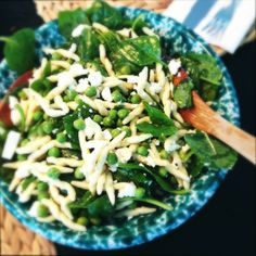 Pasta, Green Beans, Cabbage, Vegetables, Blog, Spinach Salads, Cabbages, Vegetable Recipes, Blogging