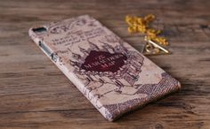Make your own Harry Potter style phone case!