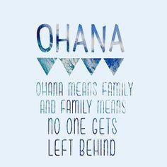 Ohana Means Family #disney #liloandstitch