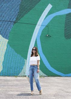 Check out @jennifer_lake in her #parkersmithjeans over on her blog  | Find more styles at parkersmith.com