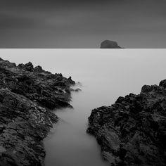 Minimalist landscapes by Gavin Dunbar