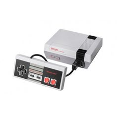 VIDEOCONSOLA NINTENDO CLASSIC MINI NES Consola clásica de Nintendo con 30 juegos