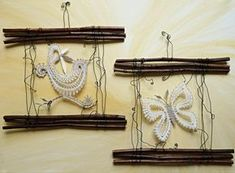 jarné motívy :: Weaving Patterns, Lace Patterns, Diy And Crafts, Arts And Crafts, Lace Art, Lacemaking, Lace Jewelry, Bobbin Lace, Lace Detail