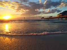 Clearwater Sunsets! We saved you a spot on the sugar white sands of Clearwater Beach for the perfect sunset on Pier 60.
