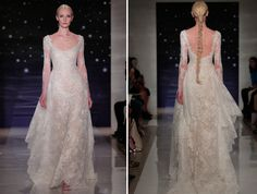 Bridal designs for spring and summer