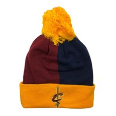For Sale - Cleveland Cavaliers New Pom Knit Beanie Hat Winter Cap NBA  unisex Lebron James - See More At http   sprtz.us CavsEBay  933603294723
