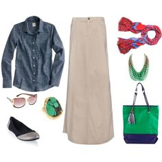 """Untitled #46"" by fjarad on Polyvore"