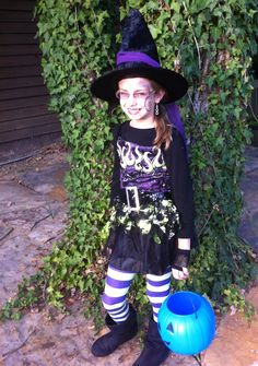 Funky Witch submitted by Julie D.