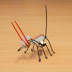 Vibro robotjes solderen