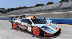 The last 1997 McLaren F1 GTR 'Longtail' supercar sells for over $13,000,000