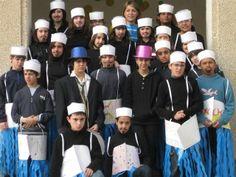 """Carnaval 2009 """" El mar"""" - Escola Llibertat - Els vaixells"""