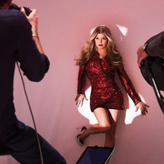 """""""Today's Woman Crush Wednesday goes out to Avon Brand Ambassador @fergie who takes confidence to a whole new level. #WCW"""" -avoninsider Instagram"""