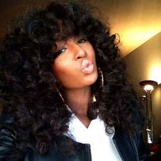 Lovely curls
