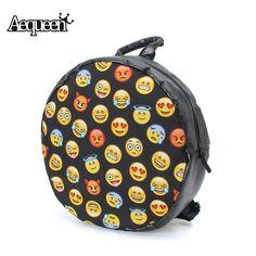 $27.44 (Buy here: https://alitems.com/g/1e8d114494ebda23ff8b16525dc3e8/?i=5&ulp=https%3A%2F%2Fwww.aliexpress.com%2Fitem%2F3D-Smile-Printing-Round-Emoji-Rucksack-Women-Shoulder-Bags-Mini-Backpack-For-Teenager-Girls-College-Student%2F32715856013.html ) 3D Smile Printing Round Emoji Rucksack Women Shoulder Bags Mini Backpack For Teenager Girls College Student Mochilas Travel Pack for just $27.44